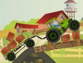 Agriculteur Teds Tracteur Précipiter