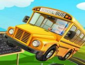 Autobus Scolaire Parking Frénésie en ligne jeu