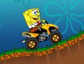 Bob l'éponge montagne ATV