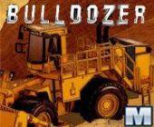 Bulldozer pilote rapide des