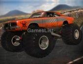 Camion De Monstre Cavalier en ligne jeu