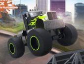 Camion De Monstre Ultime De L'Aire De Jeux