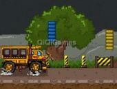 Camion précipiter 3