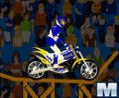 Cascadeur Moto Pilote