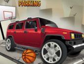Cour De Basket-Ball De Stationnement en ligne jeu
