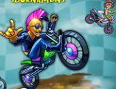 Crazycle Moto en ligne jeu
