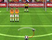 De Football Coups De Pied en ligne jeu