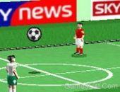 Dessus De Table Foot en ligne jeu