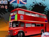 Deux Decker Londres Parking en ligne bon jeu