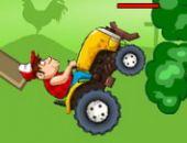 Fou de course de tracteurs