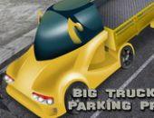 Gros Camion Stationnement Pro