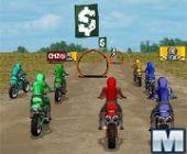 L'argent et la nitro courses en ligne jeu