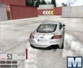 L'Audi TT RS Dérive en ligne jeu