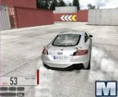 L'Audi TT RS Dérive