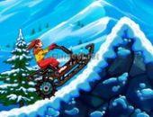 La neige de la croix-Folie