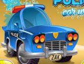 La Police De Lavage De Voiture en ligne jeu