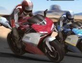 La Qualité De La Course Moto Jeu