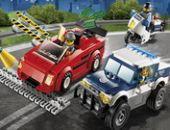 Lego Vitesse De Chace De Puzzle