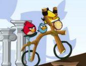 Les Oiseaux En Colère Vélo De Vengeance