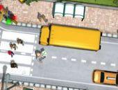 Licence d'autobus scolaire Le plus beau jeu