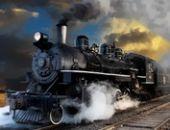 Livraison Train À Vapeur