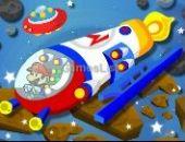 Mario Course De L'Espace