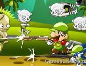 Mario Et Sonic Zombie Tueur en ligne jeu
