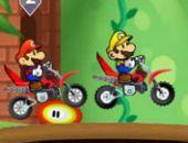 Mario Motocross Mania 3 Jeu