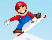 Mario Patinage Sur Glace 2