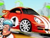 Mini Course Défi en ligne jeu