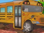 Mon École De Bus De Nettoyage en ligne jeu