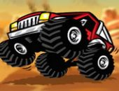 Monstre Camion Aventure en ligne jeu