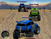 Monstre De Camion De Rallye