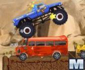 Monstre Voyage De Camion 3