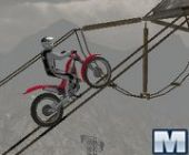 Moto De Trial Extrême Unity