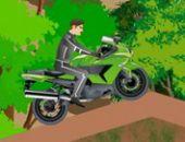 Moto Forêt Vélo