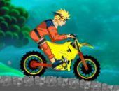 Naruto Monstre Vélo