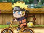 Naruto Vélo De Livraison en ligne jeu