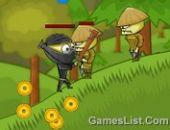 Ninja Et Fille Aveugle en ligne jeu