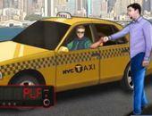 NY Chauffeur de taxi