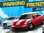 Parking De La Frénésie Hiver