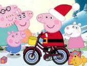 Peppa Pig La Livraison De Noël