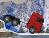 Procès De Camion Hiver