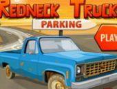 Redneck De Stationnement De Camion en ligne jeu