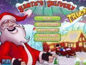 Santa Camion De Livraison en ligne jeu