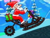 Santa La Neige trajet en ligne jeu