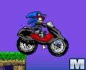 Sonic Ninjas Moto en ligne jeu