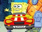Spongebob et Patrick Course