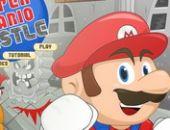 Super Mario Château Jeu