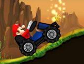 Super Mario De Course De Montagne